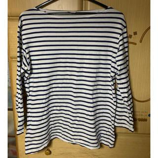 オーシバル(ORCIVAL)のオーシバル 七分カットソー サイズ3(Tシャツ/カットソー(七分/長袖))