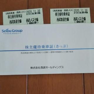 西武ホールディングス 株主優待(その他)