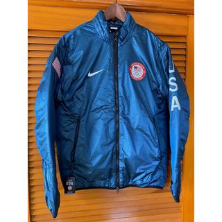 ナイキ(NIKE)のNike lab USA アメリカ ジャケット ラボ ナイキ オリンピック 代表(マウンテンパーカー)