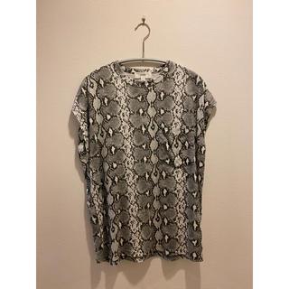 ハイク(HYKE)のhyke ハイク パイソンT (Tシャツ(半袖/袖なし))