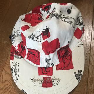 アイスバーグ(ICEBERG)のICEBERG HISTORY キャップ帽子(キャップ)