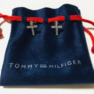 トミーヒルフィガー(TOMMY HILFIGER)のTOMMY HILFIGER トミーヒルフィガーピアス✨(ピアス)