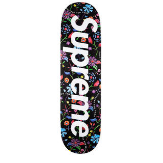 シュプリーム(Supreme)のSupreme Airbrushed Floral Skateboard (スケートボード)