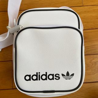 アディダス(adidas)のadidas バック ホワイト(その他)