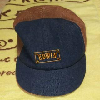 エドウィン(EDWIN)の男児帽子(帽子)