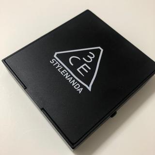 スリーシーイー(3ce)の新品未使用 3CE スタイルナンダ 女優ミラーCanCam 2018年12月付録(ミラー)
