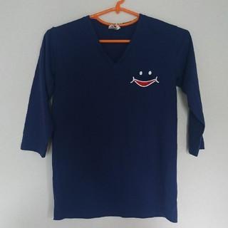 アップルスマイル(APPLE SMILE)のup smile 長袖Tシャツ(Tシャツ/カットソー(七分/長袖))