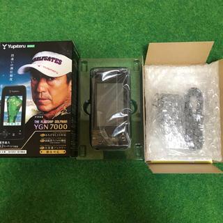 ユピテル(Yupiteru)の【新古品】ユピテル GPS ゴルフナビ YGN7000 ガリレオ 距離測定器(その他)
