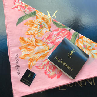 イヴサンローランボーテ(Yves Saint Laurent Beaute)のYves Saint Laurent  スカーフ (バンダナ/スカーフ)