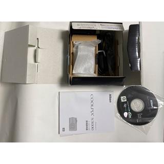 ニコン(Nikon)のNikon デジタルカメラ COOLPIX (クールピクス) S3000 (コンパクトデジタルカメラ)