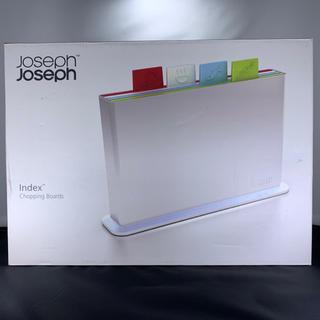 ジョセフジョセフ(Joseph Joseph)のJoseph Joseph まな板4枚セット(収納/キッチン雑貨)