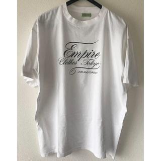 エンパイア(EMPIRE)のEMPIRE BACK DROP BOMB エンパイア(Tシャツ/カットソー(半袖/袖なし))