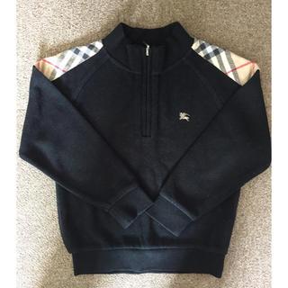 バーバリー(BURBERRY)のバーバリー セーター ブラック 110(ニット)