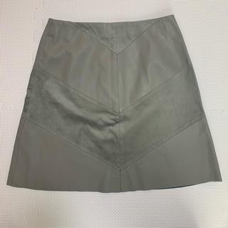 ザラ(ZARA)のZARA BASIC スカート(ひざ丈スカート)