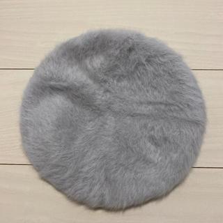 ローリーズファーム(LOWRYS FARM)のLOWRYS FARM/ファーベレー帽(ハンチング/ベレー帽)