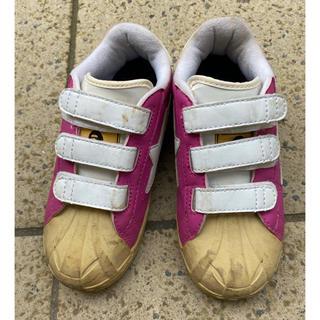 アベイシングエイプ(A BATHING APE)のA BATHING APE キッズ 靴 スニーカー 19cm BAPE STA(スニーカー)