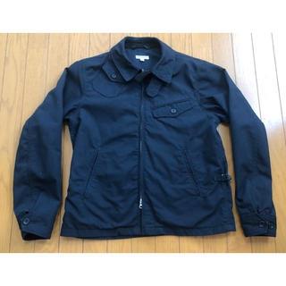 エンジニアードガーメンツ(Engineered Garments)のエンジニアードガーメンツ ワークジャケット ブラック Sサイズ(ブルゾン)