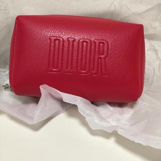 クリスチャンディオール(Christian Dior)のクリスチャンディオールノベルティミニポーチ(ノベルティグッズ)