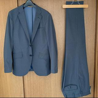 タケオキクチ(TAKEO KIKUCHI)のTAKEO KIKUCHI CS_ヘリンボンプリントジャケット&パンツ(セットアップ)