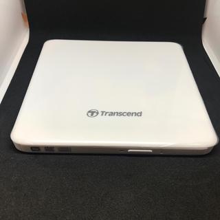 トランセンド(Transcend)の極薄ポータブルDVDドライブ(ポータブルプレーヤー)