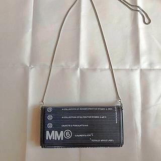 エムエムシックス(MM6)のMM6 エムエム6 長財布 クラッチバッグ(財布)