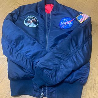 ALPHA INDUSTRIES - アルファ ma1  NASAモデル