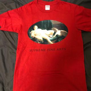 シュプリーム(Supreme)のSupreme Leda And The Swan Tee(Tシャツ/カットソー(半袖/袖なし))
