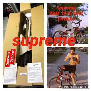 シュプリーム(Supreme)の即納可能 新品 Supreme®/S&M™ 1995 BMX Dirtbike(自転車本体)