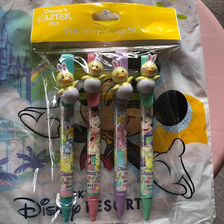 ディズニー(Disney)の2019 ウサピヨポールペン(その他)