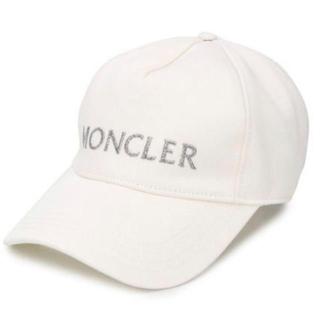 モンクレール(MONCLER)の【断捨離SALE中 様専用】モンクレール 新作 ベースボール ロゴ キャップ(キャップ)