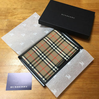 バーバリー(BURBERRY)の新品✨未使用✨バーバリー ブックカバー📖(ブックカバー)