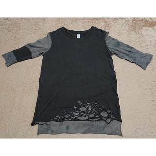 ウィザード(Wizzard)のWizzard ダメージ加工 カットソー(Tシャツ/カットソー(七分/長袖))