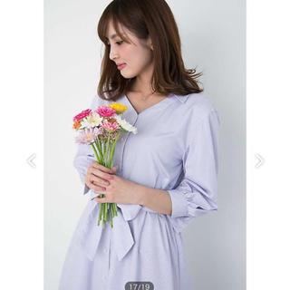 プロポーションボディドレッシング(PROPORTION BODY DRESSING)のproportion body dressing♡ サッシュシャツワンピース(ひざ丈ワンピース)