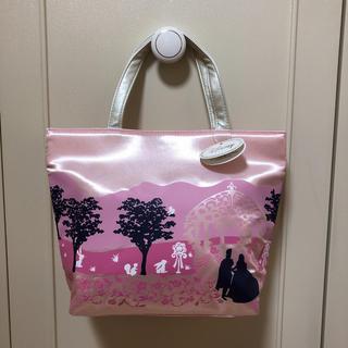 ディズニー(Disney)の新品タグ付き ディズニー オーロラ ハンドバッグ トートバッグ(ハンドバッグ)