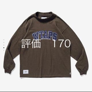 """DAWN.MOCK NECK LS / TEE """"S(Tシャツ/カットソー(七分/長袖))"""