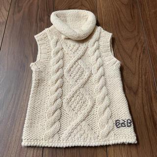ベベ(BeBe)の子供服(ニット/セーター)