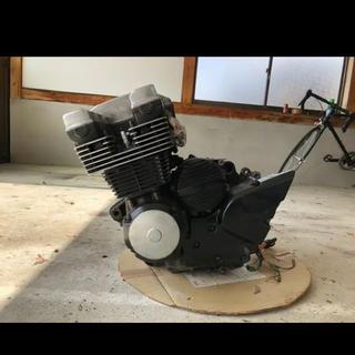 ヤマハ - xjr400 エンジン