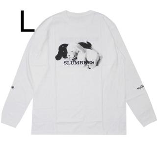 フラグメント(FRAGMENT)のLサイズ fragment POP BY JUN SLUMBER ロンT L/S(Tシャツ/カットソー(七分/長袖))