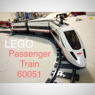 レゴ(Lego)のLEGO パッセンジャートレイン 60051(電車のおもちゃ/車)