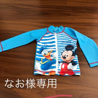 ディズニー(Disney)のディズニー ラッシュガード 80サイズ(水着)