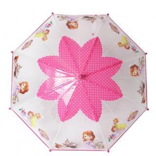 ディズニー(Disney)の新作 ! ソフィア 傘 雨具 子供 (傘)