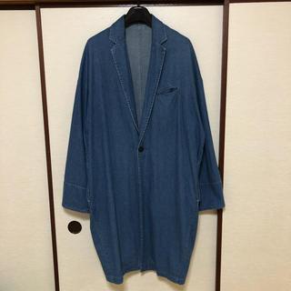 NEON SIGN / Bohemian Maxi Coat(チェスターコート)