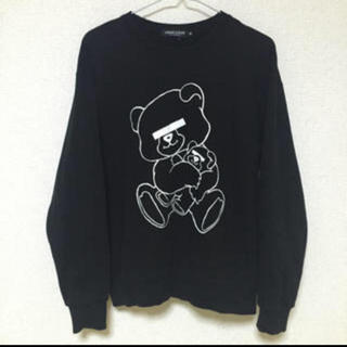 UNDERCOVER - undercover bear スウェット