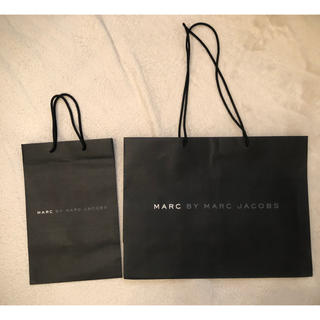 マークバイマークジェイコブス(MARC BY MARC JACOBS)のマークジェイコブス・ショップバッグ2点(ショップ袋)