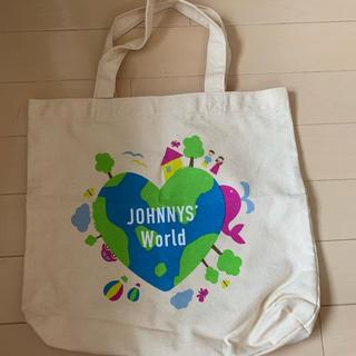 ジャニーズ(Johnny's)のJohnnys world ジャニワ トートバッグ ショッピングバッグ(トートバッグ)