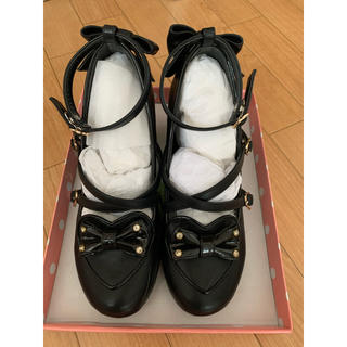 アンジェリックプリティー(Angelic Pretty)のアンジェリックプリティ 靴 (ハイヒール/パンプス)