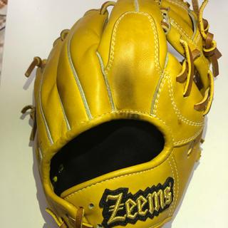 ジームス(Zeems)の軟式野球グローブ ジームスyh15(グローブ)