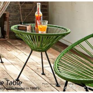 アカプルコゴールド(ACAPULCO GOLD)のアカプルコテーブル(ローテーブル)