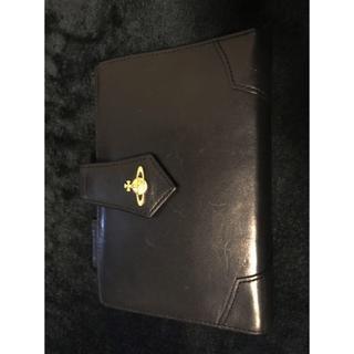 ヴィヴィアンウエストウッド(Vivienne Westwood)のヴィヴィアンウエストウッドの手帳カバー(パスケース/IDカードホルダー)