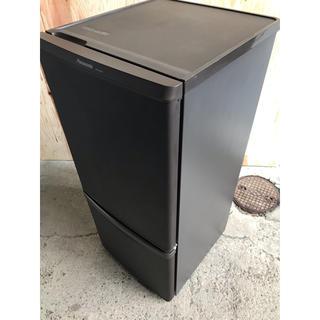 パナソニック(Panasonic)のA/Panasonic 2ドア冷凍冷蔵庫 NR-B14BW-T 2019(冷蔵庫)